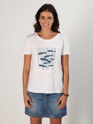 Camiseta  Mujer BANCAL