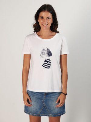 Camiseta  Mujer CATREETH