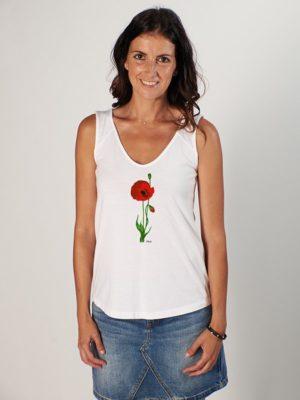 Camiseta  Mujer TULIPA