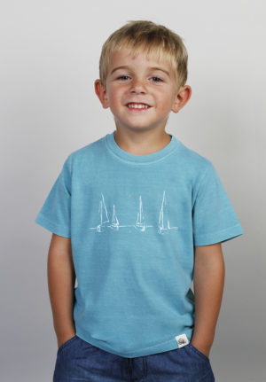 Boy t-shirt CALMA