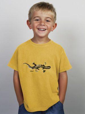 Camiseta Niño  LAGARTO
