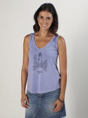 Camiseta Mujer PEZ VOLADOR