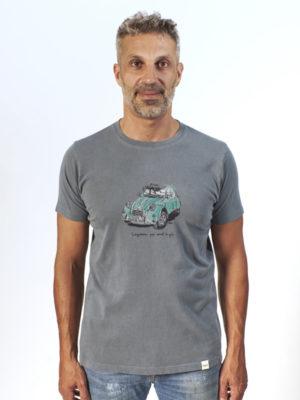 2CV man t-shirt