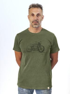 FUEL MOTO man t-shirt