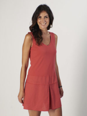 Dress ESTARTIT Escarlata