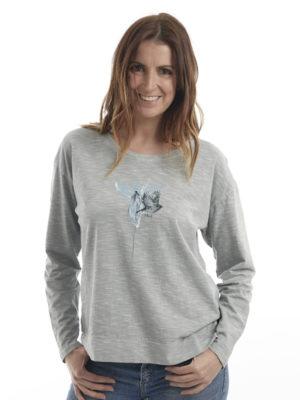 OCELL Women's long sleeve t-shirt